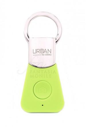 Portachiavi Selfie Smartphone Bluetooth Telecomando Foto Verde Urban Zzero FMHXCTX