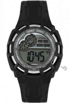 Orologio Calypso Uomo Digitale Nero K5625/1