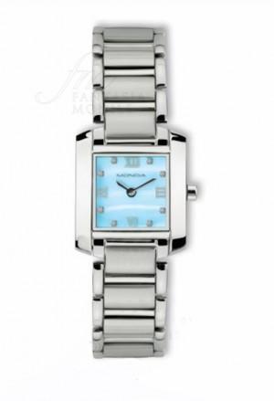 Orologio Donna Acciaio Diamanti Mondia 9-350-4RD