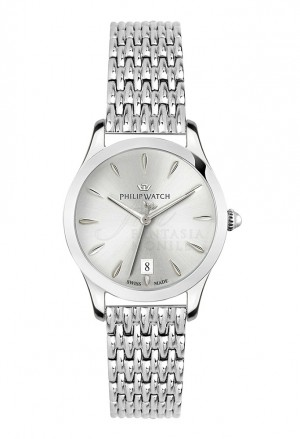 Orologio Philip Watch Donna Grace Mesh Silver R8253208505