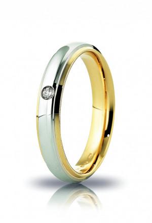 """""""CASSIOPEA"""" oro bicolore COD. 70AFC282-001-43"""