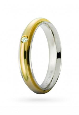 """""""ANDROMEDA"""" oro bicolore COD. 70AFC281-001-07"""