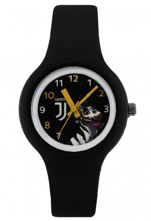 Orologio Juventus Prodotto Ufficiale Zebra Unisex Juve Lowell P-JN430KJ1