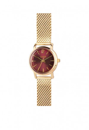 Orologio Lowell Gold Rosso PL4892-2501