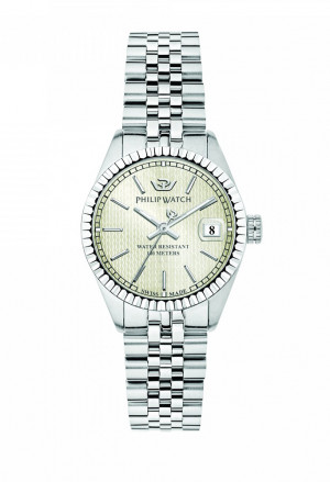 Orologio Philip Watch Donna Caribe Silver R8253597539