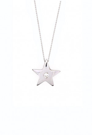 Collana Demetra Donna Stella Oro 18kt Diamanti 030.099.010