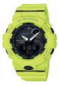 Orologio Casio G-Shock Uomo Giallo Fluo GBA-800-9AER