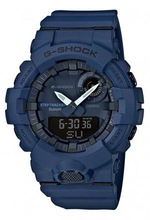 Orologio Casio G-Shock Uomo Blu Nero GBA-800-2AER