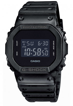 Orologio Casio G-Shock Nero DM-5600BB-1ER
