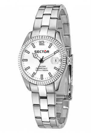 Orologio Sector Uomo 245 White R3253486510