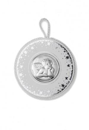 Medaglia Culla Valenti Argento 10521