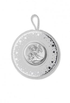 Medaglia Culla Valenti Argento 10520