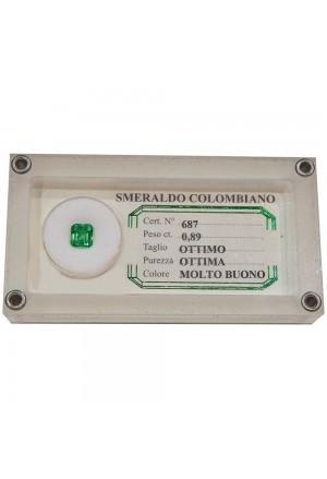 Smeraldo Espertizzato 1011578