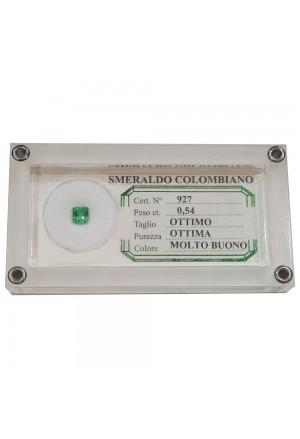 Smeraldo Espertizzato 1016962