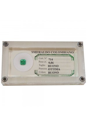 Smeraldo Espertizzato 1016964
