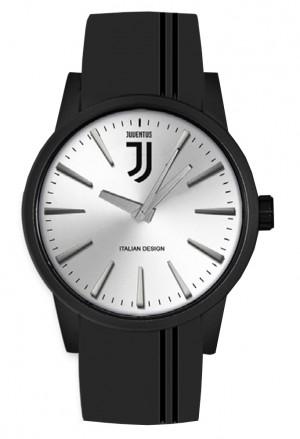 Orologio Juventus Prodotto Ufficiale Slim Gent Ultrapiatto Nero Juve Squadra Calcio Lowell P-JN399US2