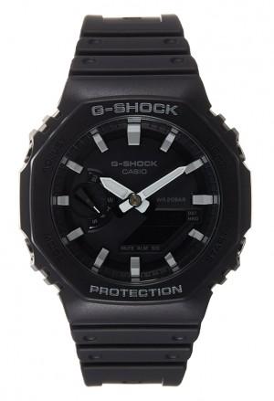Orologio G-Shock Casio Nero Resistente Urti GA-2100-1AER