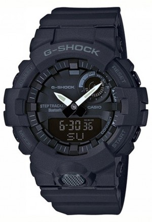 Orologio G-Shock Bluetooth Nero App GBA-800-1AER