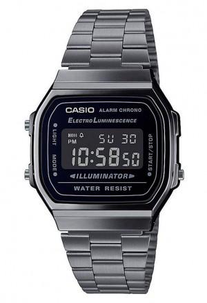 Orologio Casio Digitale Classic Acciaio Nero B640WB-1AEF