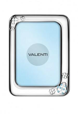 Cornice Valenti Bimbo Argento Laminato 72005/4C