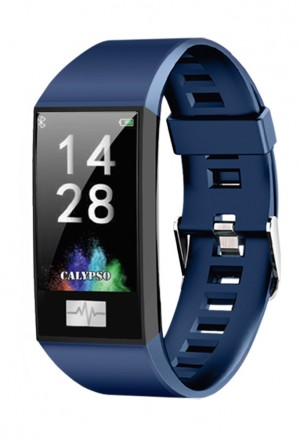 Orologio Calypso Smart Watch Blu Cardio App K8500/5