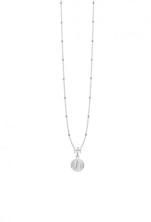 Ciondolo Agios Loreto Medaglia Silver AGI211/PE
