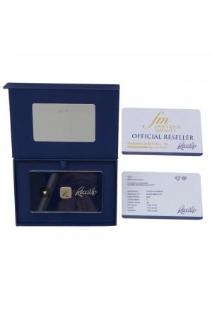 Diamante Recarlo Taglio Cuore Caratura 0.09 New Colore F Purezza VS Certificato Investimento O9RHSFM