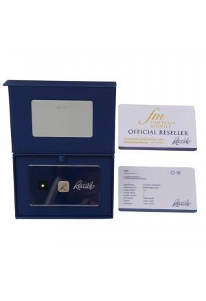 Diamante Recarlo Da Investimento Caratura 0.05 New Colore F Purezza IF Certificato Taglio Brillante MVV69FM