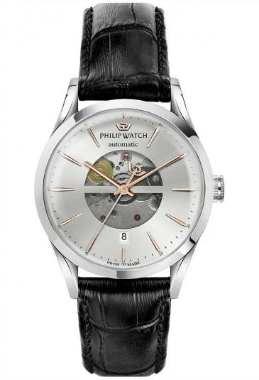 Orologio Philip Watch Uomo Sunray Scheletrato Automatico Limited Edition R8221180012