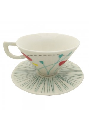 Tazze Caffe Porcellana Colorata L'Abitare 16880031