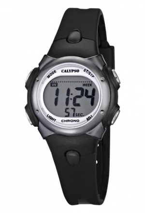 Orologio Calypso Digitale Nero K5609/6