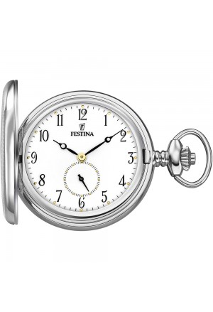 Orologio Fetina Tasca Acciaio F2026/1