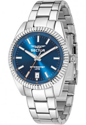 Orologio Sector Uomo Blu Solo Tempo R3253476002