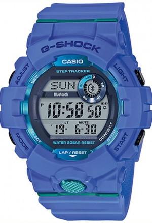 Casio G-Shock G-SQUAD Bluetooth Celeste GBD-800-2E