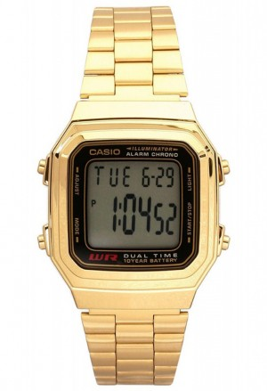 Casio Vintage Classic Gold A178WG-1A