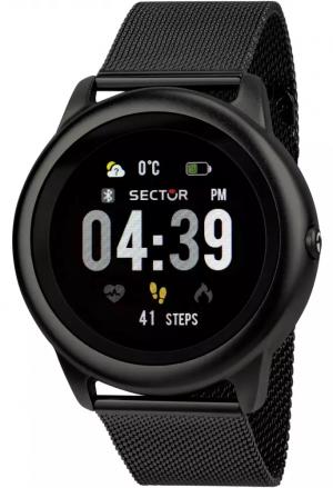 Orologio Sector Uomo Smartwatch Nero R3251545001