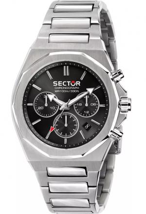 Orologio Sector Uomo Acciaio Cronografo R3273628002