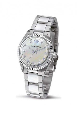 Orologio Donna Diamanti Caribe Philip Watch R8253597508