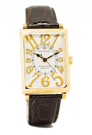 Orologio Uomo Oro 18kt Mirror Numerato 34/50 Automatico Philip Watch 1688
