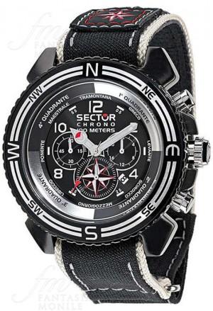Orologio Uomo Chronografo Mountain Centurion Acciaio Sector R3271603125