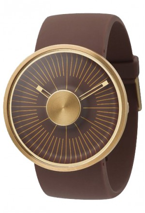 Orologio Unisex Design Micheal Young Hacker Brown Odm MY03-9