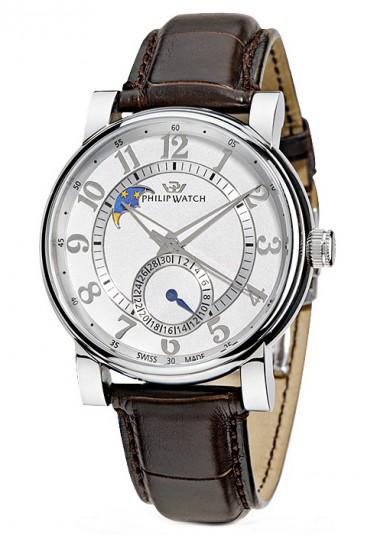Orologio Philip Watch Special Edition Wales Automatico Dubois Dépraz Fasi Lunari Uomo R8221193115