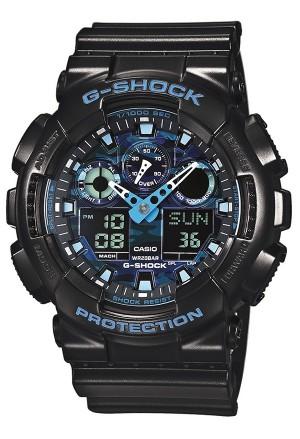 Orologio Uomo Sportivo Casio G-Shock GA-100CB-1AER