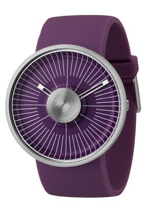 Orologio Unisex Design Micheal Young Hacker Purple Odm MY03-4