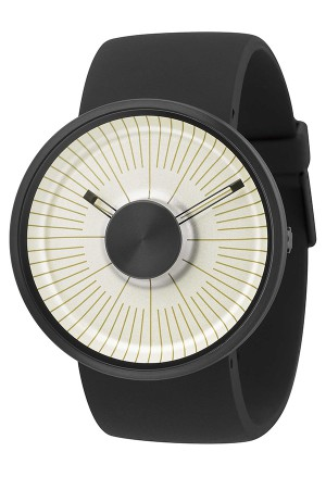 Orologio Unisex Design Micheal Young Hacker Black Odm MY03-8