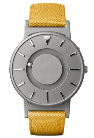 Orologio Unisex The Bradley Watch Sale Design Canvas Yellow