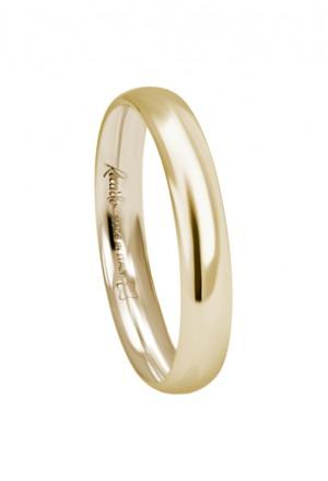 Fede Classica Oro 18kt Gialla Matrimonio Recarlo XE155/GX