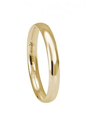 Fede Classica Oro 18kt Gialla Matrimonio Recarlo XE154/GX