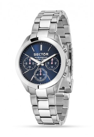 Orologio Donna Acciaio Multifunzione 120 Sector R3253588501