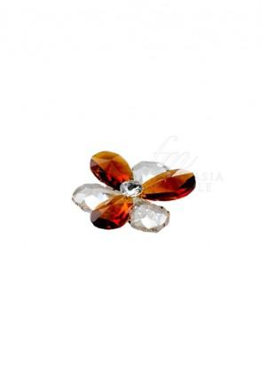 Fiore Cristallo Colorato Acca SA 33